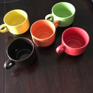 Pier 1 Import Stackable Mugs (5)